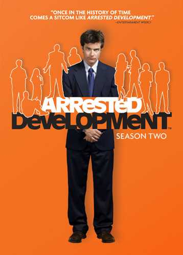 ARRESTED DEVELOPMENT SEASON 2 BY ARRESTED DEVELOPMENT (DVD)